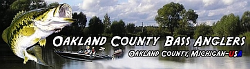 OAKLAND COUNTY BASS ANGLERS